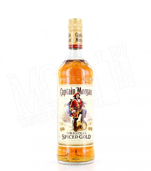 Captain Morgan Spiced Gold - 0.7L