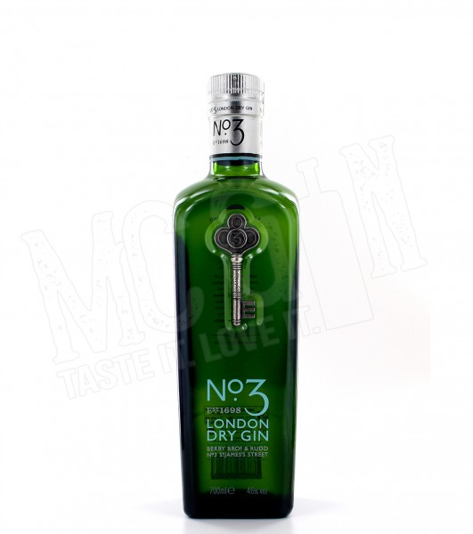 No. 3 London Dry Gin - 0.7L