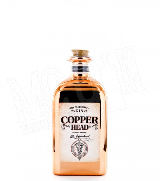 Copperhead London Dry Gin - 0.5L