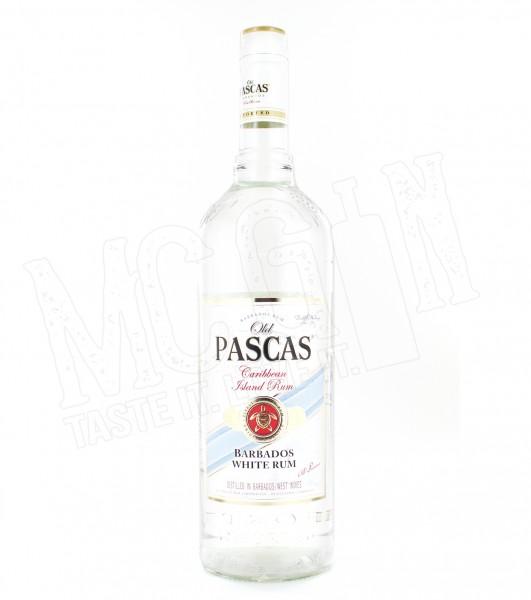 Old Pascas Caribbean Island Rum - 1.0L