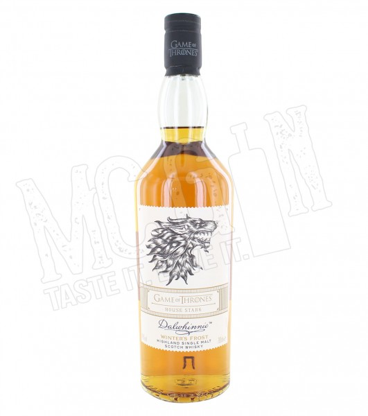 House Stark Dalwhinnie Winter's Frost- 0,7L - 43%