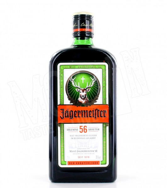 Jägermeister - 1.0L