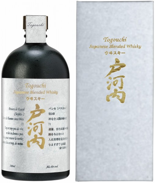 Togouchi Premium Japanese Blended Whiskey - 0.7L