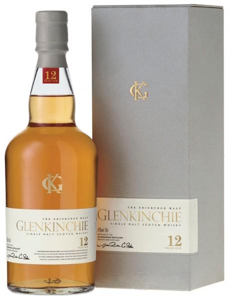 Glenkinchie 12 Jahre - 0.7L