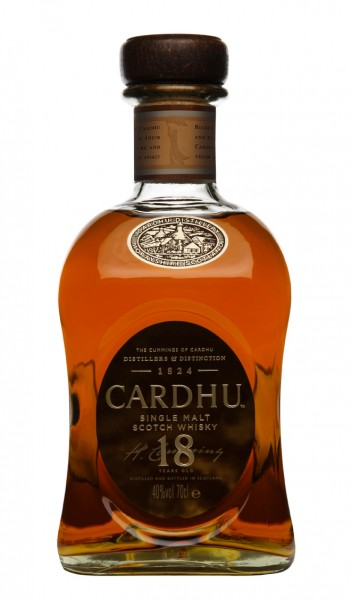 Cardhu 18 Jahre - 0.7L