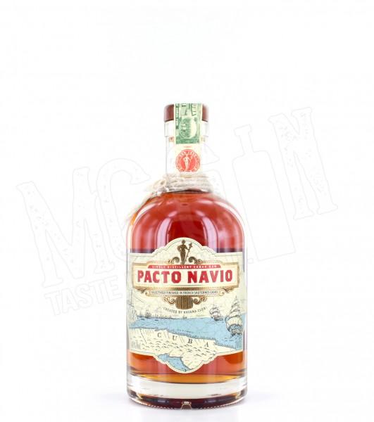 Havana Club Pacto Navio - 0.7L