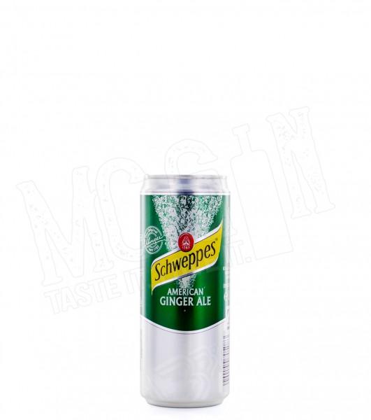 Schweppes Ginger Ale - 0.33L