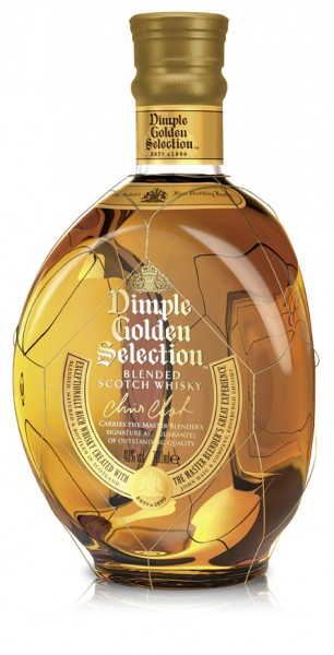 Dimple Golden Selection - 0.7L