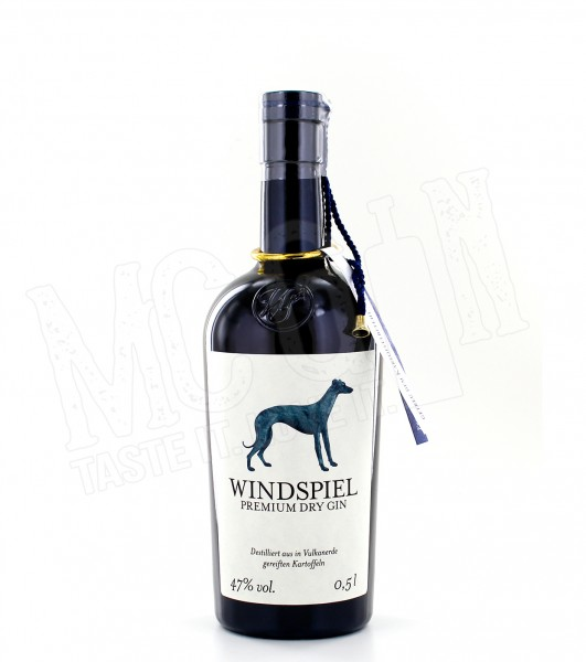 Windspiel Premium Dry Gin - 0.5L
