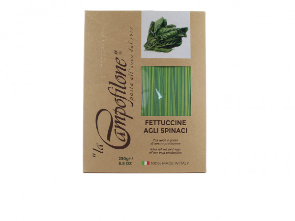 La Campofilone Fettucine Agli Spinaci 250g