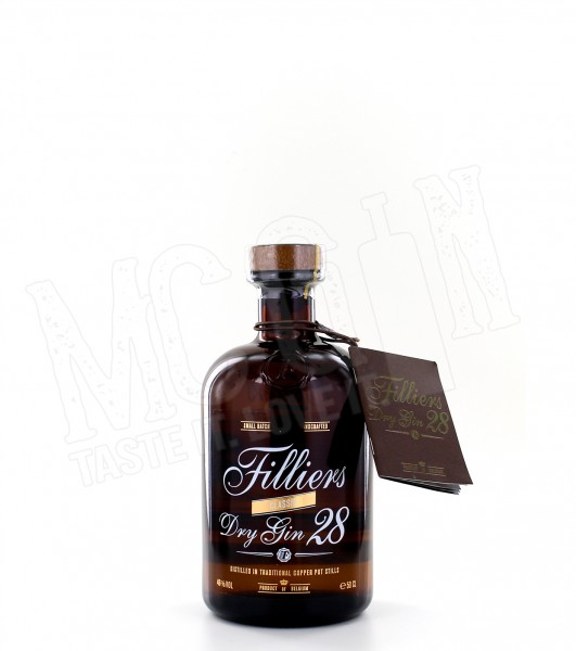 Filliers Dry Gin 28 - 0.5L