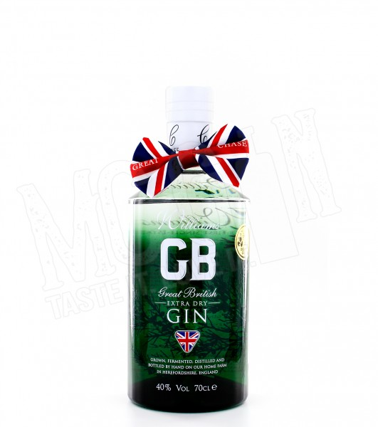Williams Chase Great British Extra Dry Gin - 0.7L