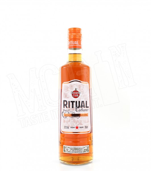 Havana Club Ritual Cubano Rum - 0.7L