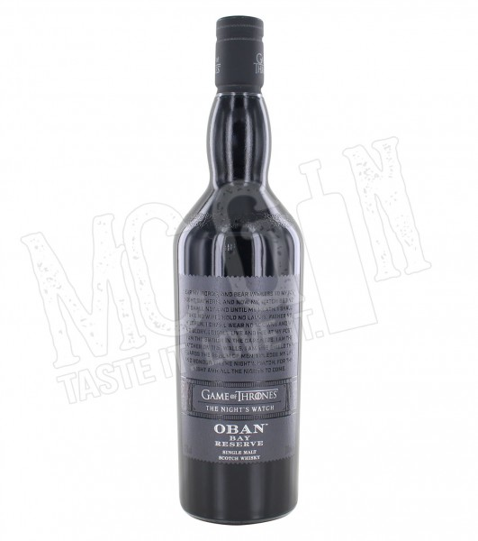The Night's Watch Oban Bay Reserve- 0,7L - 43%