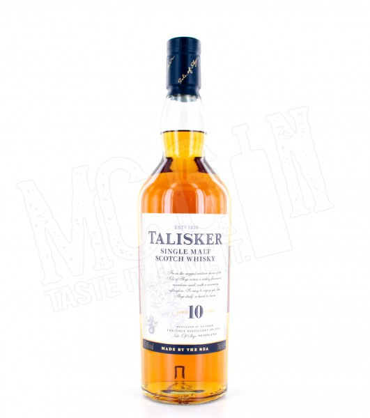 Talisker 10 Jahre Single Malt Scotch Whisky - 0.7L