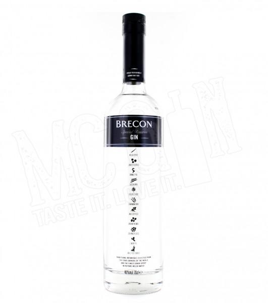 Brecon Special Reserve Gin - 0.7L