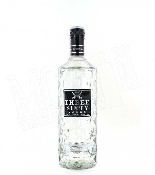Three Sixty Vodka - 0.7L