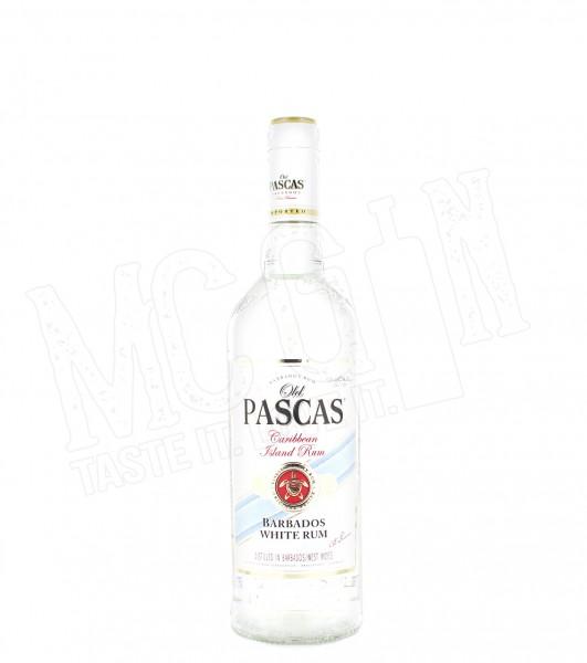 Old Pascas Barbados White Rum - 0.7L