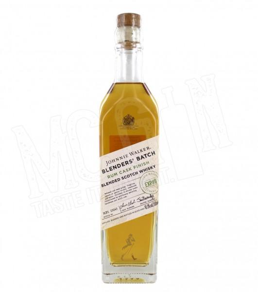 Johnnie Walker Blenders Batch Rum Cask Finish - 0,5L