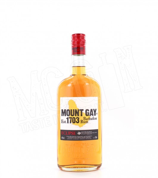 Mount Gay Eclipse Barbados Rum - 0.7L