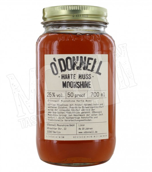 O'Donnell Moonshine Harte Nuss - 0,7L