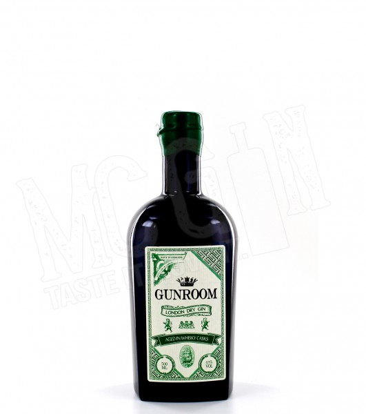 Gunroom London Dry Gin - 0.5L