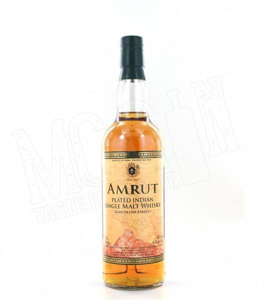 Amrut Peated Indian Single Malt - 0.7L