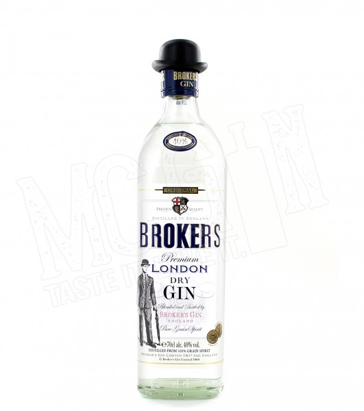 Broker's Premium London Dry Gin - 0.7L
