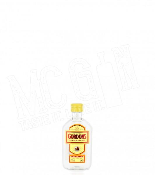 Gordon`s London Dry Gin - 0.05L