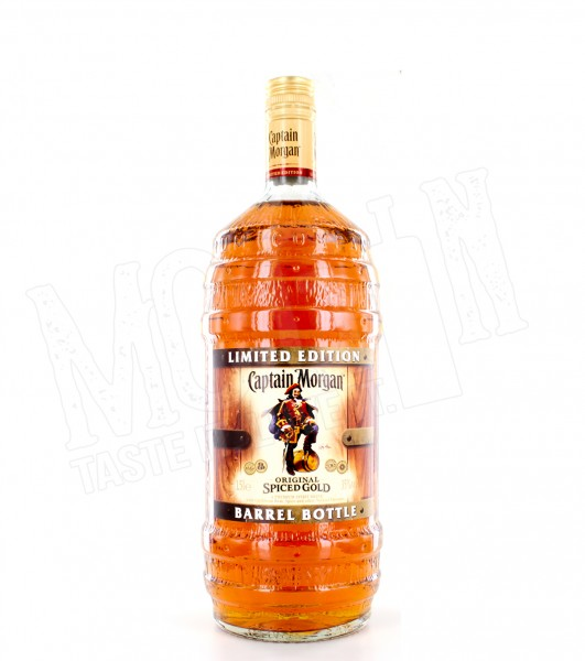 Captain Morgan Spiced Gold - 1.5L