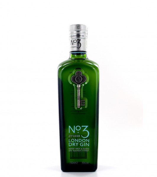 No. 3 London Dry Gin - 0.7L