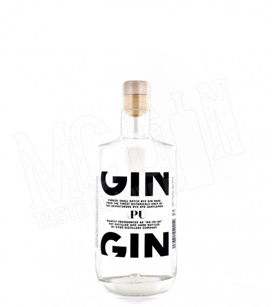 Napue Finnish Rye Gin - 0.5L