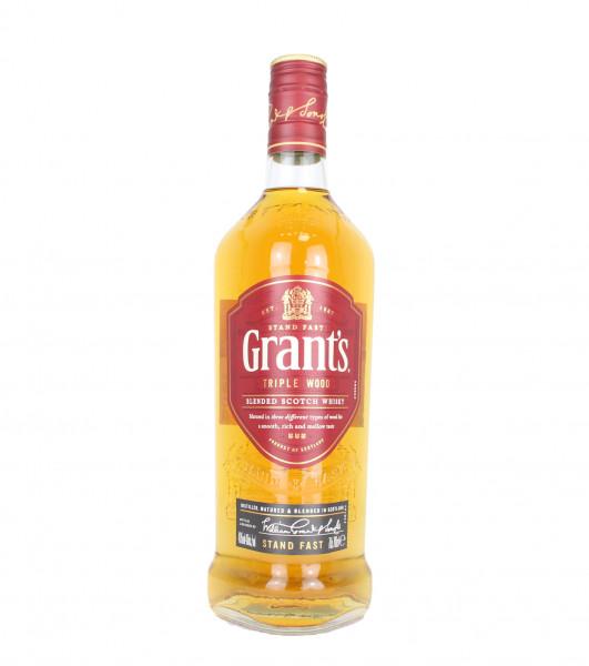 Grants Tripple Wood Blended Scotch Reserve - 0.7L