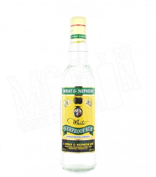 Wray & Nephews White Overproof Rum - 0.7L