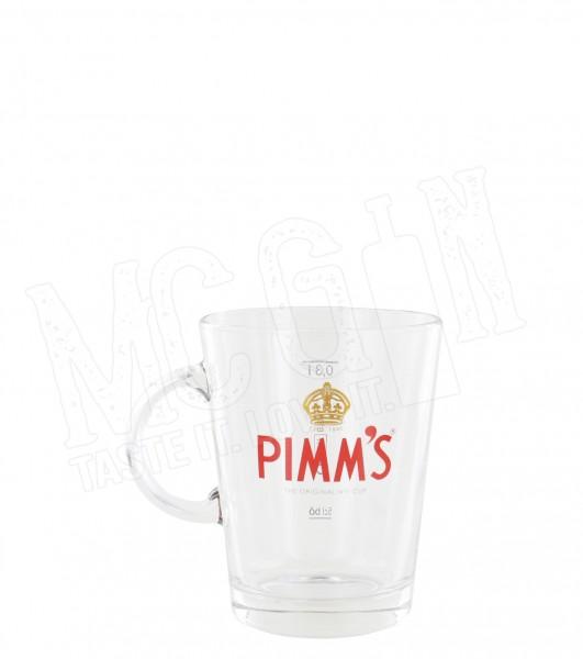 Pimms Henkelglas