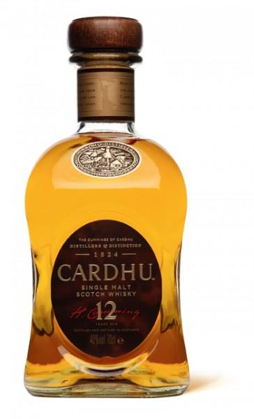 Cardhu 12 Jahre - 0.7L