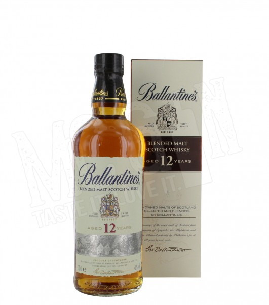 Ballantine´s Blended Malt 12 years - 0.7L