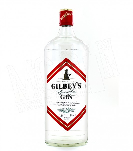 Gilbey's Special Dry Gin - 1.0L
