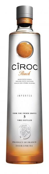 Ciroc Flavours Peach - 0.7L