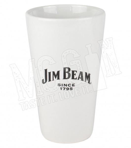 Jim Beam Keramik Trinkbecher