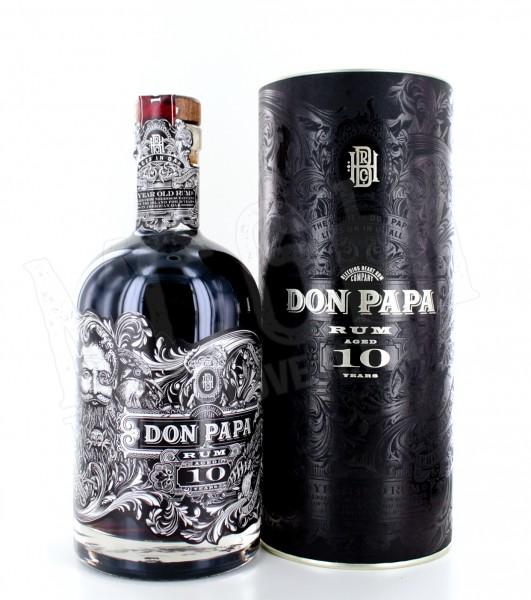 Don Papa 10 Jahre - 0,7L