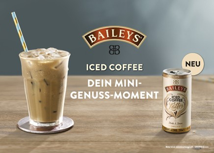 Baileys Iced Coffee Latte - 0.2L