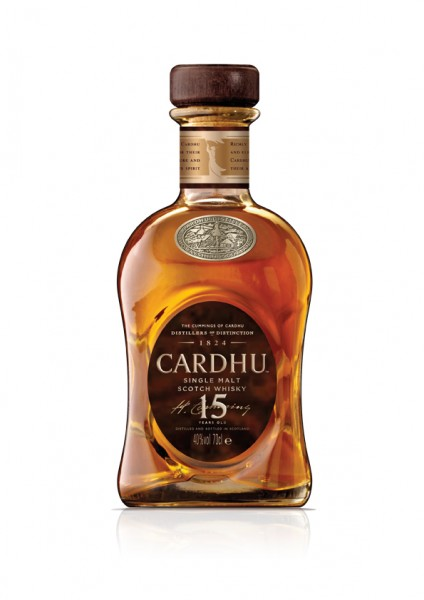 Cardhu 15 Jahre - 0.7L