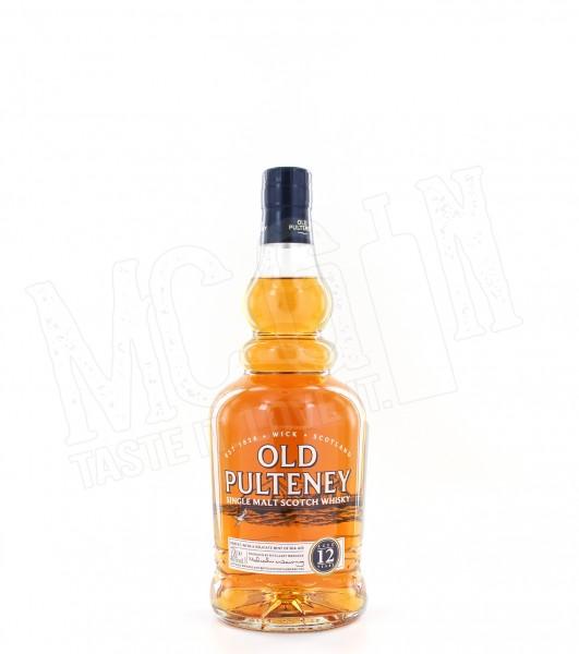 Old Pulteney Single Malt 12 Jahre - 0.7L