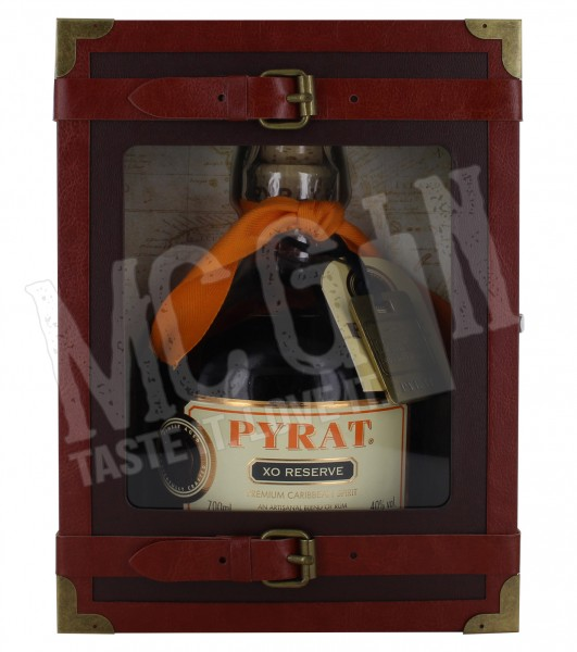 Pyrat XO Reserve Geschenkkoffer - 0,7l