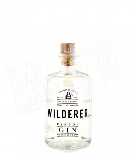 Wilderer Fynbos Gin - 0.5L