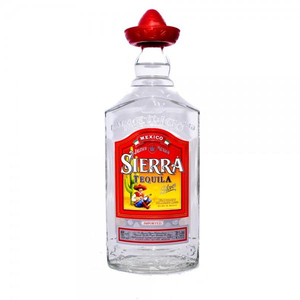 Sierra Silver Tequila - 1.0L