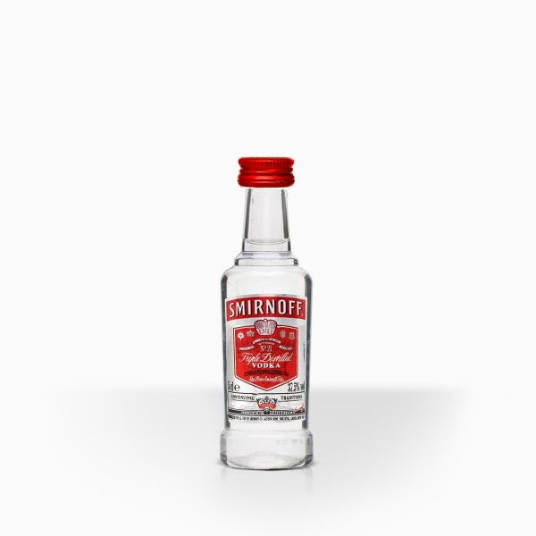 Smirnoff Red Label - 0.05L