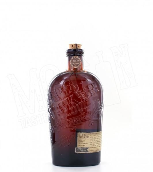 BIB & TUCKER Small Batch Bourbon - 0.7L