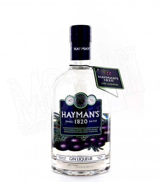 Hayman's 1820 Small Batch Gin - 0.7L